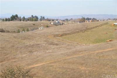 Paso Robles Residential Lots & Land For Sale: Off Ground Squirrel