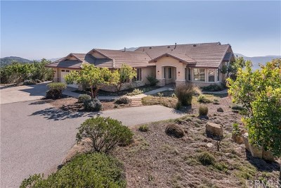 Atascadero Single Family Home Active Under Contract: 12765 Rojo Court