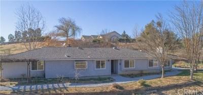 Paso Robles Single Family Home For Sale: 5555 Silverado Place