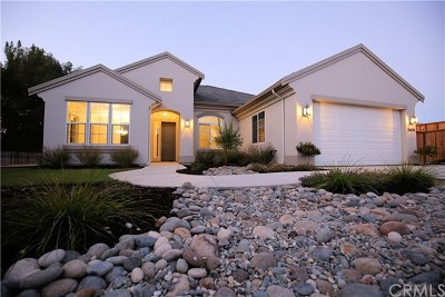 Paso Robles CA Single Family Home For Sale: $799,990