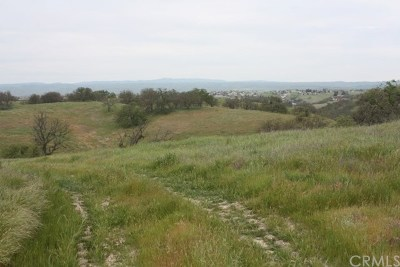 Paso Robles Residential Lots & Land For Sale: 1 Geneseo Road