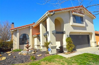 Paso Robles Single Family Home For Sale: 911 Spyglass Court