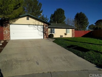 Paso Robles Single Family Home For Sale: 916 Carner Court