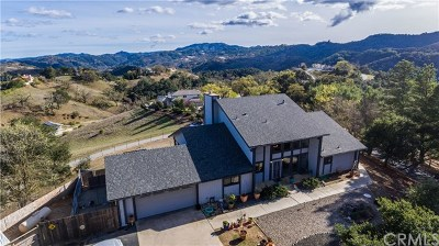 Atascadero Single Family Home Active Under Contract: 9670 Otero Lane