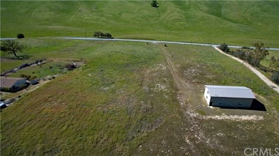 San Luis Obispo County Residential Lots & Land For Sale: 3150 La Panza Road