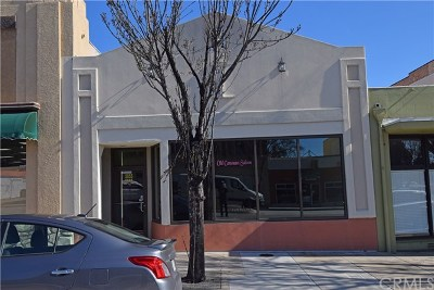 San Luis Obispo County Commercial Lease For Lease: 5855 El Camino Real