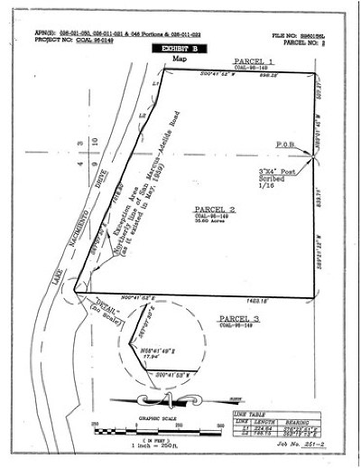 Paso Robles Residential Lots & Land For Sale: Nacimiento Lake Drive