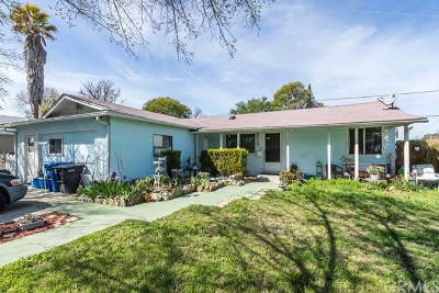 Paso Robles Single Family Home For Sale: 225 San Fernando Drive