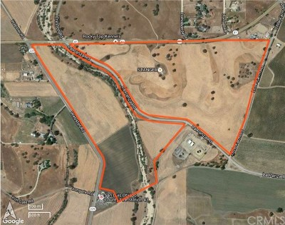 San Luis Obispo County Residential Lots & Land For Sale: 5225 E Highway 41