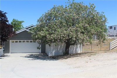 Paso Robles Single Family Home For Sale: 8375 Settlers Place