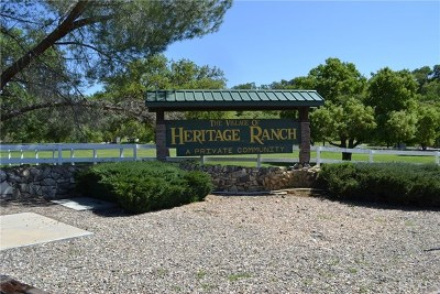 Paso Robles Residential Lots & Land For Sale: 4123 Shetland Way