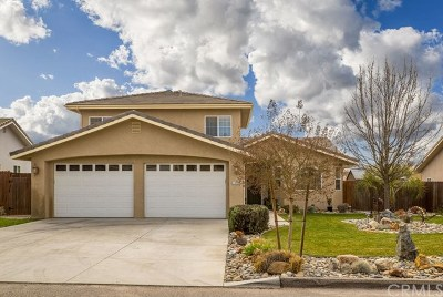 Paso Robles Single Family Home For Sale: 2430 Sand Harbor Court