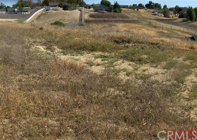 Paso Robles Residential Lots & Land For Sale: Baron Way