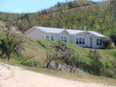 Creston Manufactured Home For Sale: 9725 Huer Huero Road