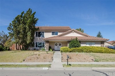 Orcutt Single Family Home For Sale: 285 Tallyho Road