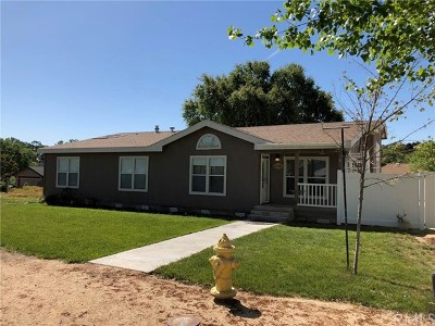 Templeton Manufactured Home For Sale: 317 Las Tablas Road
