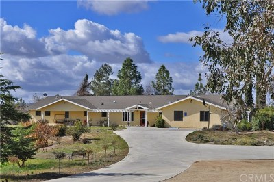 San Luis Obispo County Single Family Home For Sale: 4225 Camp 8 Road
