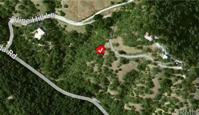 Paso Robles Residential Lots & Land For Sale: 3323 Vine Hill Lane