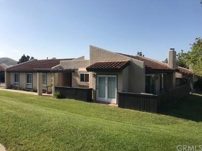 San Luis Obispo Single Family Home For Sale: 82 Encanto Lane