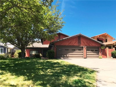 Paso Robles Single Family Home For Sale: 1735 Southfork Place