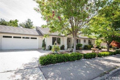 Paso Robles Single Family Home For Sale: 1616 Skyview Drive