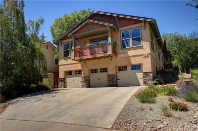 Paso Robles Single Family Home For Sale: 414 Peachtree Lane