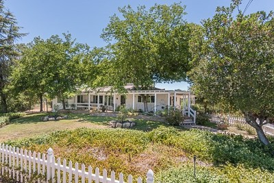 Paso Robles Commercial For Sale: 9325 Chimney Rock Road