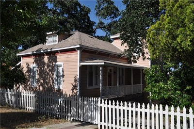 Paso Robles Single Family Home For Sale: 1806 Pine Street