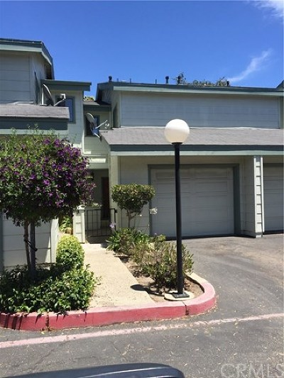 San Luis Obispo CA Condo/Townhouse For Sale: $409,000