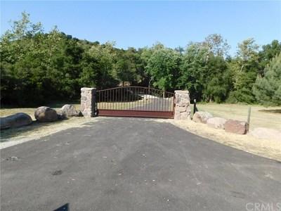 San Luis Obispo County Residential Lots & Land For Sale: 8781 Tassajara Creek Road