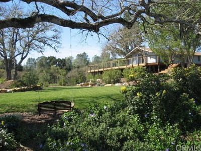 San Luis Obispo County Single Family Home For Sale: 5790 Nacimiento Shores Road