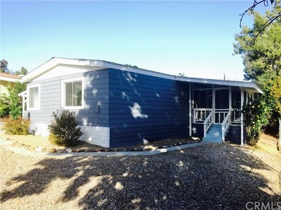 San Luis Obispo County Manufactured Home For Sale: 4556 Shasta Lane