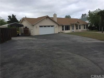 Atascadero Single Family Home Active Under Contract: 8540 Portola Road