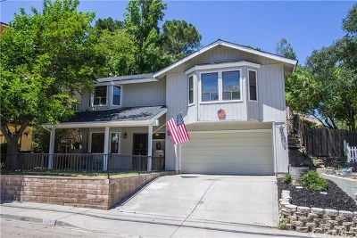 Paso Robles Single Family Home For Sale: 115 Pacific Avenue