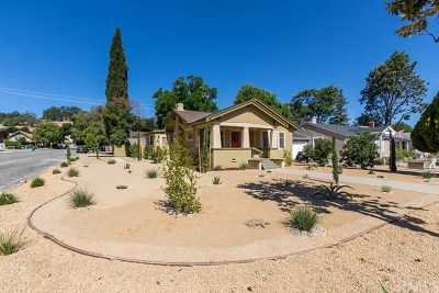 Paso Robles Single Family Home For Sale: 503 Oak Street