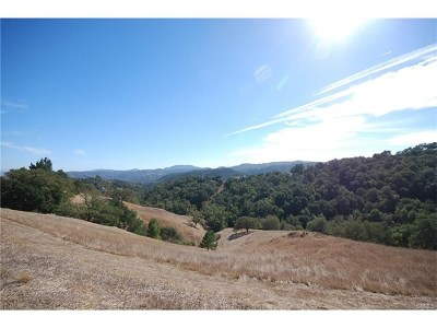 Atascadero Residential Lots & Land For Sale: 14255 Santa Ana Road