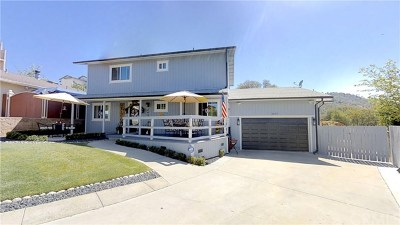 Paso Robles Single Family Home For Sale: 2437 Sandpiper Lane