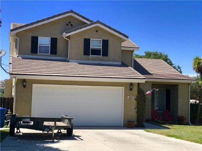 Paso Robles Single Family Home For Sale: 113 Via Manzanita Court