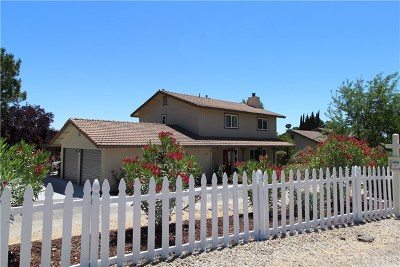 Paso Robles Single Family Home For Sale: 746 Orchard Drive