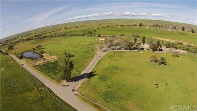 Templeton, Paso Robles Single Family Home For Sale: 5050 Estrella Road
