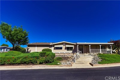 San Luis Obispo County Mobile Home For Sale: 328 Lark Dr
