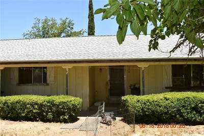 Paso Robles Single Family Home For Sale: 7155 Shale Rock Road