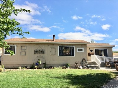 Paso Robles Manufactured Home For Sale: 8375 Union Road