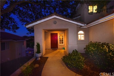 Atascadero Single Family Home Active Under Contract: 8664 Paseo De Vaca