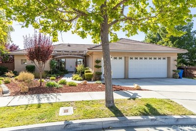 Paso Robles Single Family Home For Sale: 1633 Christina Court