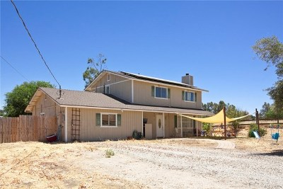Paso Robles Single Family Home For Sale: 4610 Jardine