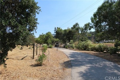 Paso Robles Single Family Home For Sale: 1185 Nacimiento Lake Drive