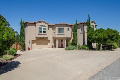 Atascadero Single Family Home For Sale: 13870 Palo Verde Road