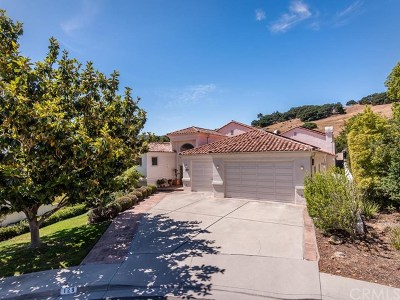 San Luis Obispo CA Single Family Home For Sale: $2,200,000
