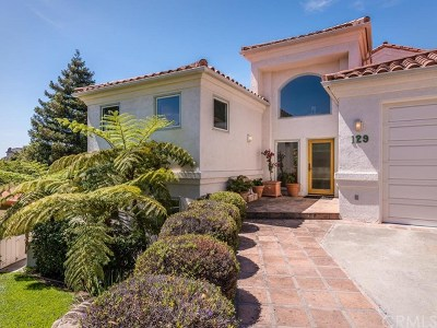 San Luis Obispo Single Family Home For Sale: 129 Anacapa Circle